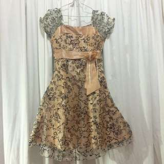 Party Dress Baju Pesta M