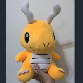 降價!全新正品 Pokemon 寶可夢 快龍大娃娃