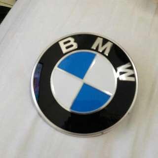 Emblem kap Mesin BMW E46 Original