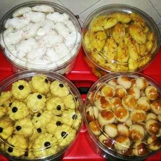 Kue Kering Chinese/Chinese Cookies