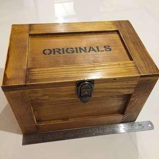 Brand New Wooden Box