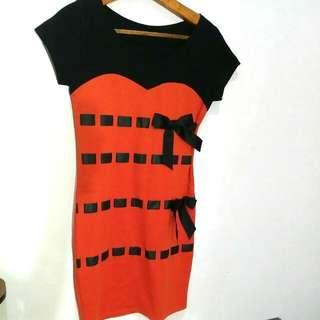 Tied Korean Dress