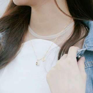 [NEW] heart lock necklace