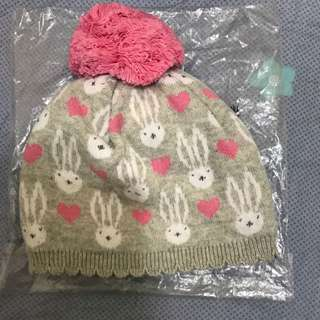 全新 bb 針織帽 適合幼童