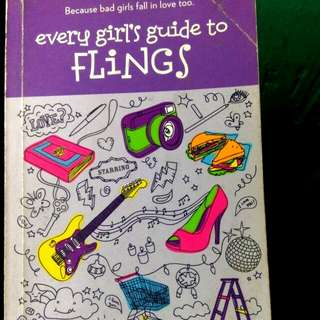 Every Girl's Guide To Flings