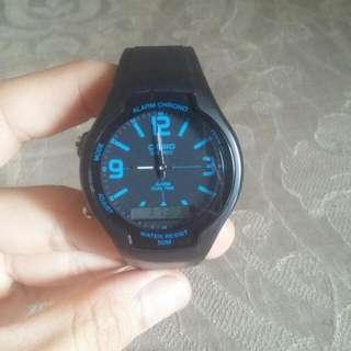 Jam Tangan Casio AW-90H Ori