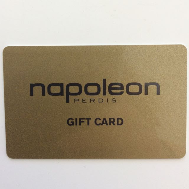 $50 Napoleon Perdis Voucher!!!!