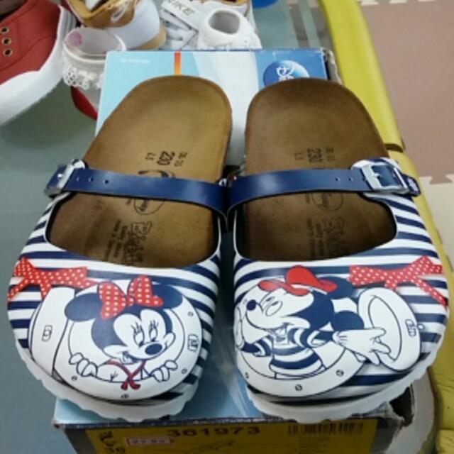 迪士尼勃肯鞋