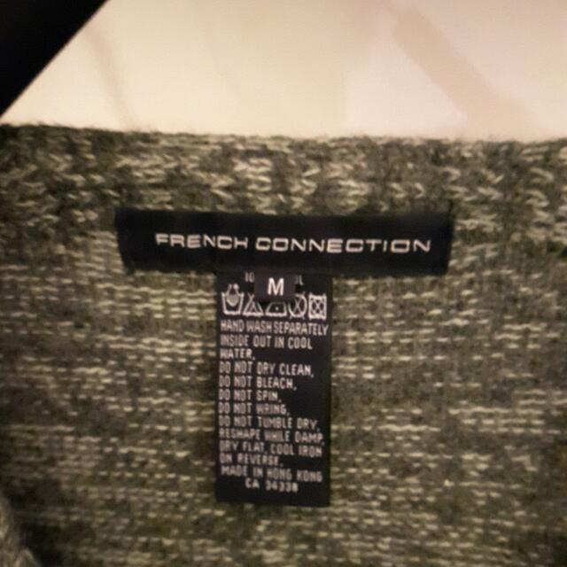 降,降,降時尚黑灰混交織設計羊毛衣(含運)