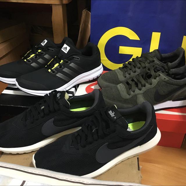 穿不到的新鞋 Adidas Nike 慢跑鞋