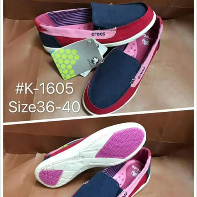 ➡ CROCS SHOES FOR HER (REPLICA) ➡ 36-40 ➡ 750 pesos only! ➡ Pm for  orders. YK004_26  ▶OPEN FOR RESELLERS!!◀  ➡PAYMENT  FIRST  POLICY! ➡ALWAYS PROVIDE  A SECOND  CHOICE!  ➡ALL ITEMS  ARE PRE ORDER! ➡ADD FOR SHIPPING  FEE