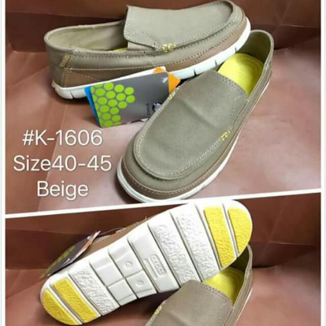 ➡ CROCS SHOES FOR MEN (REPLICA) ➡ 40-45 ➡ 800 pesos only! ➡ Pm for  orders. YK004_26  ▶OPEN FOR RESELLERS!!◀  ➡PAYMENT  FIRST  POLICY! ➡ALWAYS PROVIDE  A SECOND  CHOICE!  ➡ALL ITEMS  ARE PRE ORDER! ➡ADD FOR SHIPPING  FEE