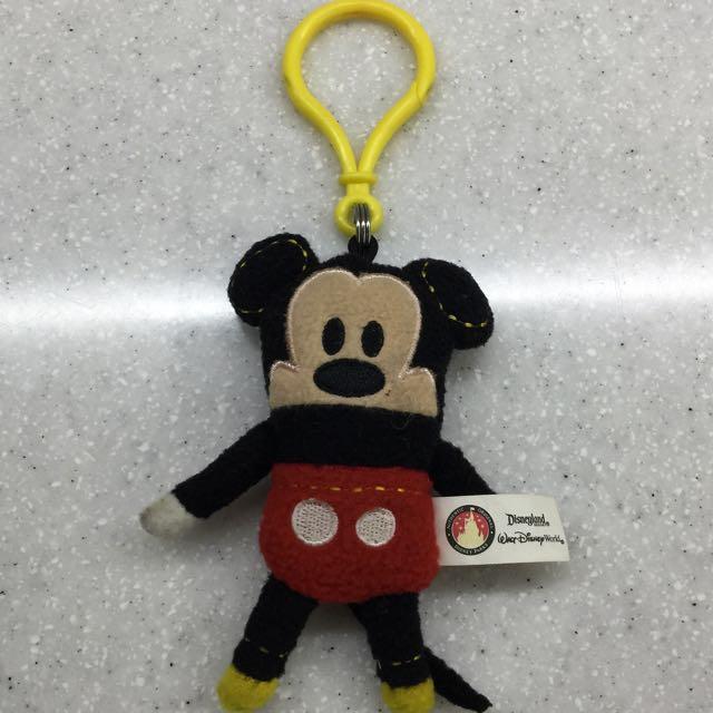 珍貴絕版品限量正版米奇 Micky  全球限量900隻