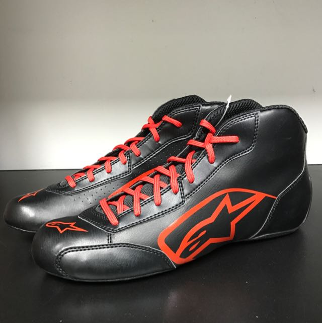 fc05eeb78406 Alpinestars Tech 1-K Start Karting Shoes