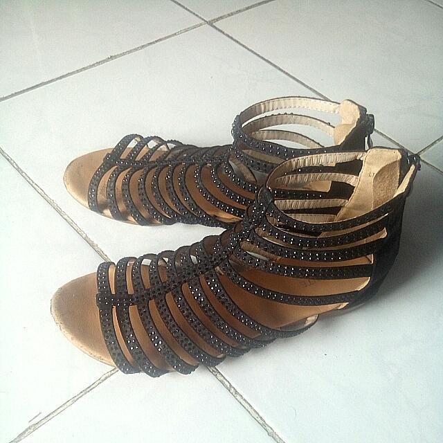 Amante Gladiator Sandal