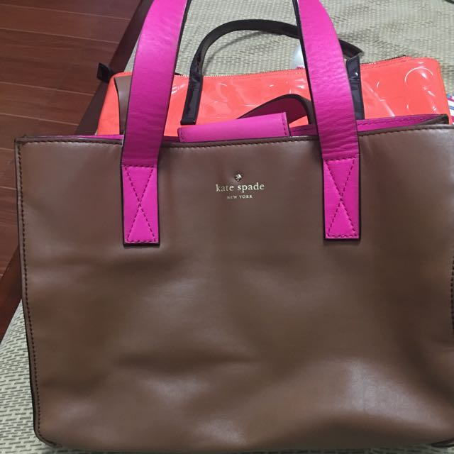 Authentic Katespade Hand Bag