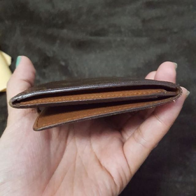 Authentic Louis Vuitton Bi-Fold Wallet