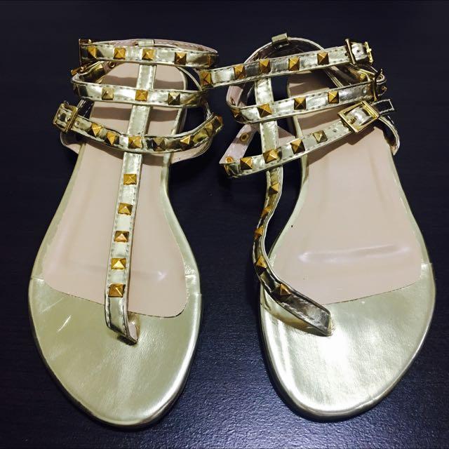 Authentic Marikina Shoes (Size 5)