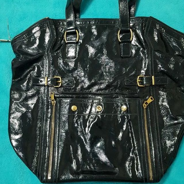 Authentic YSL Downtown Bag