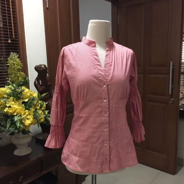 Authentic Zara Slim Blouse
