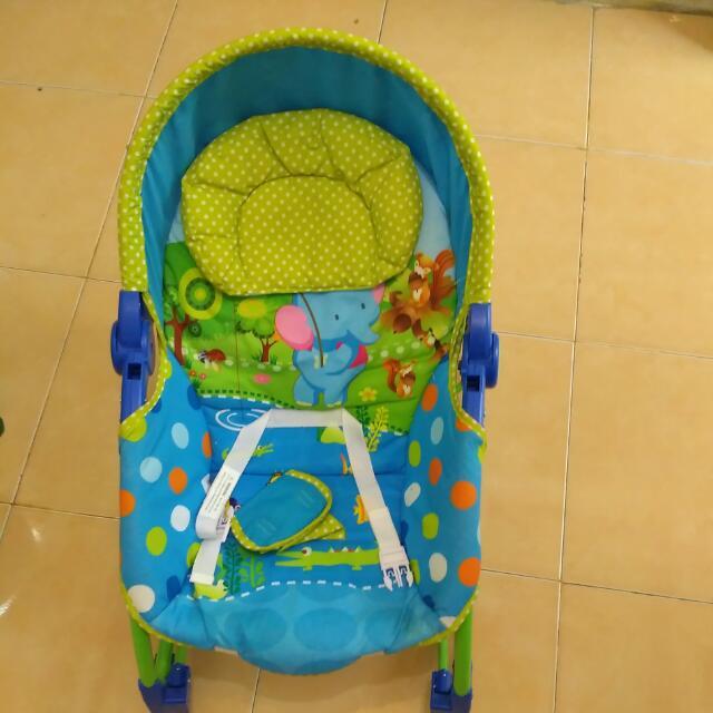 Baby Bouncer Rocking Chairul Hammcok Pliko