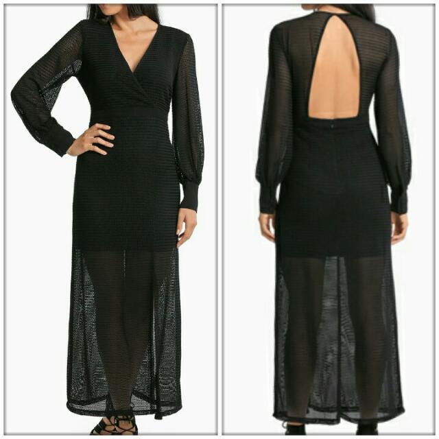 NEW Bardot Dress - Size S
