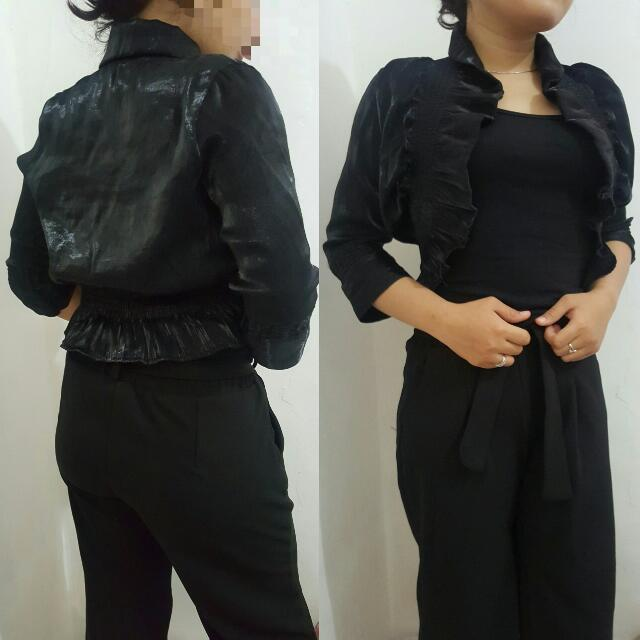 Black Galaxy Outer