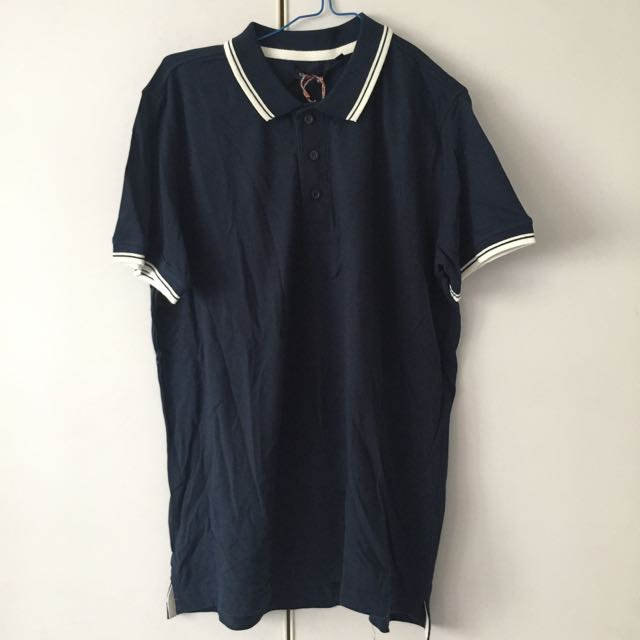 35c13bc7 BNWT BRAVE SOUL POLO SHIRT, Men's Fashion, Clothes on Carousell