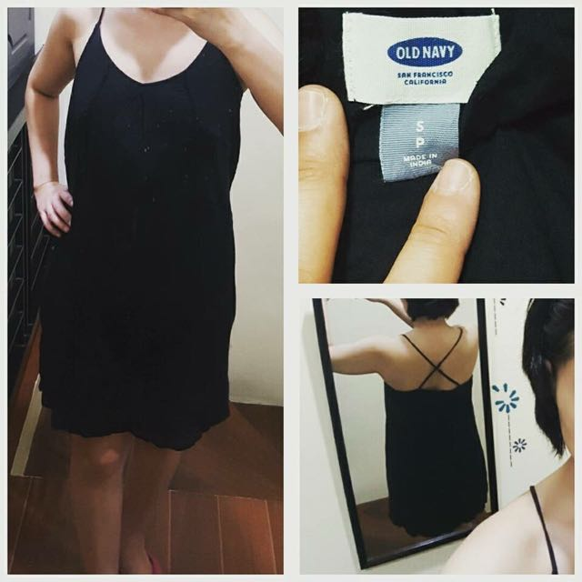 Branded Dress Old Navy