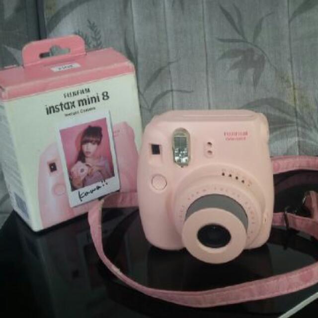 Camera Intax Mini Di Jual Karna Jarang Di Pake