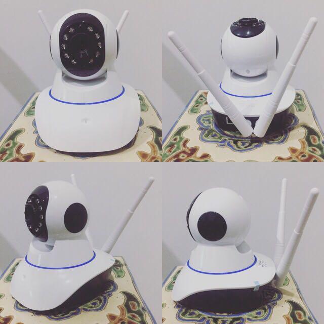 CCTV - 360 derajat