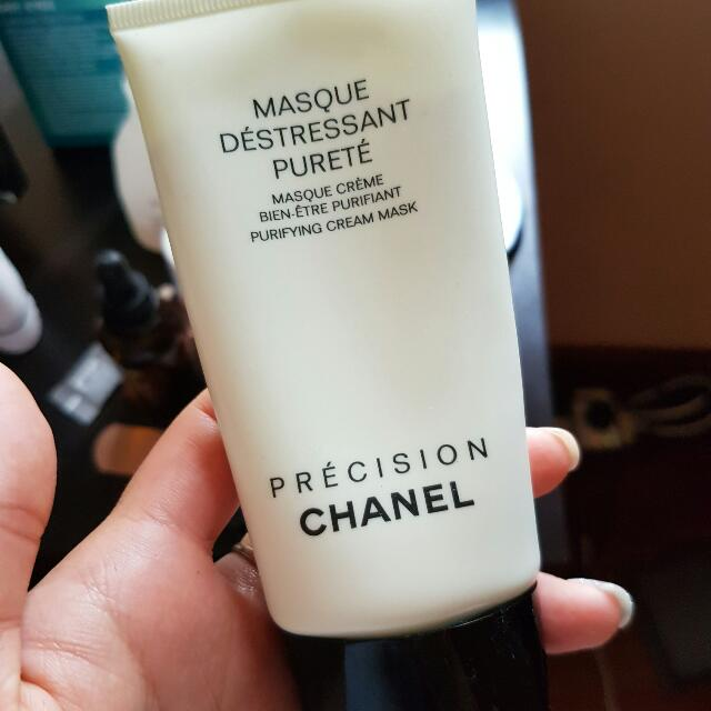 chanel precision masque