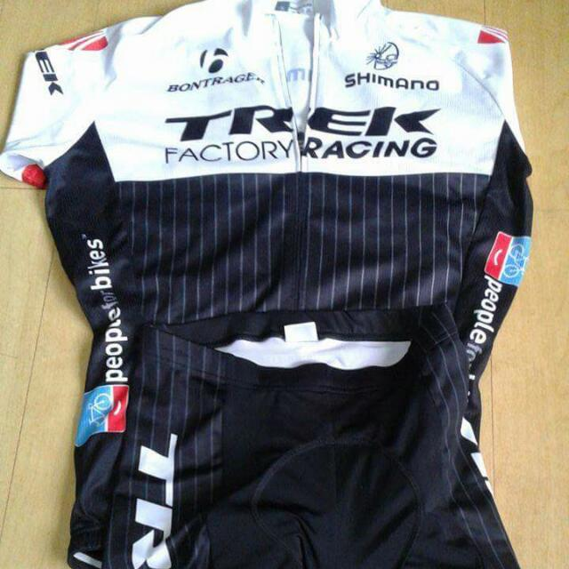 Cycling Shirt With Short
