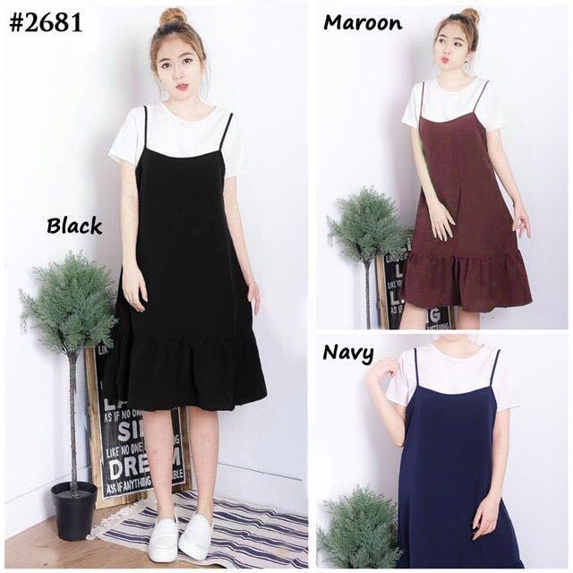 Dress Terusan 2681