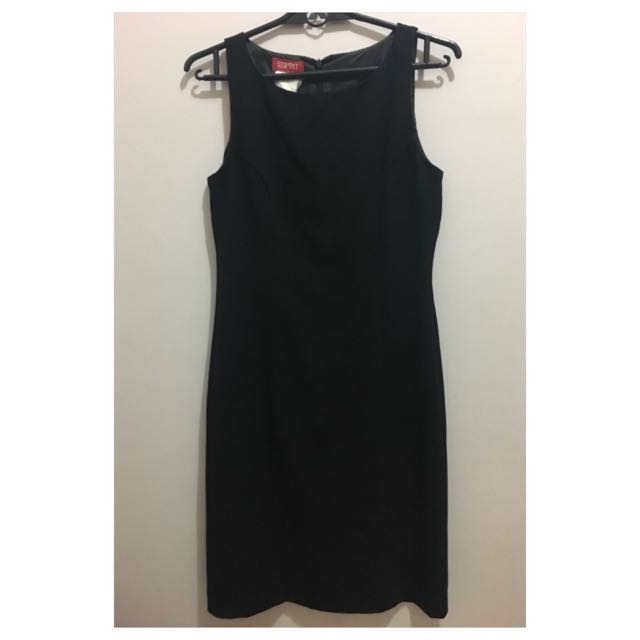 Esprit Black Office Dress