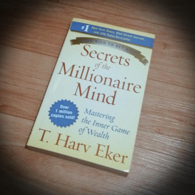 Brand New Secrets Of The Millionaire Mind