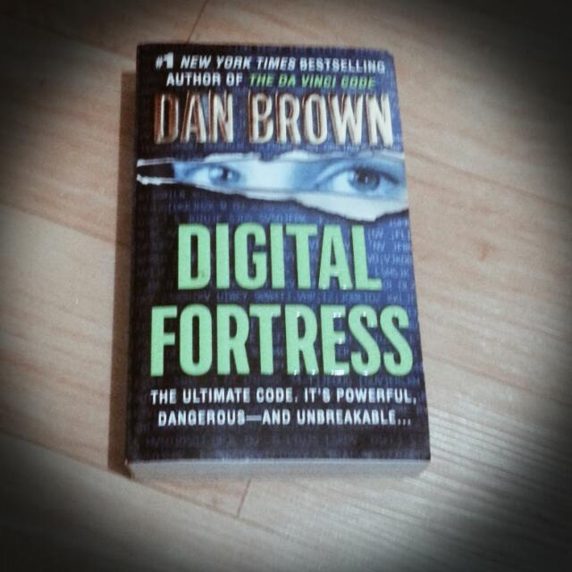 Brand New Dan Brown's Digital Fortress