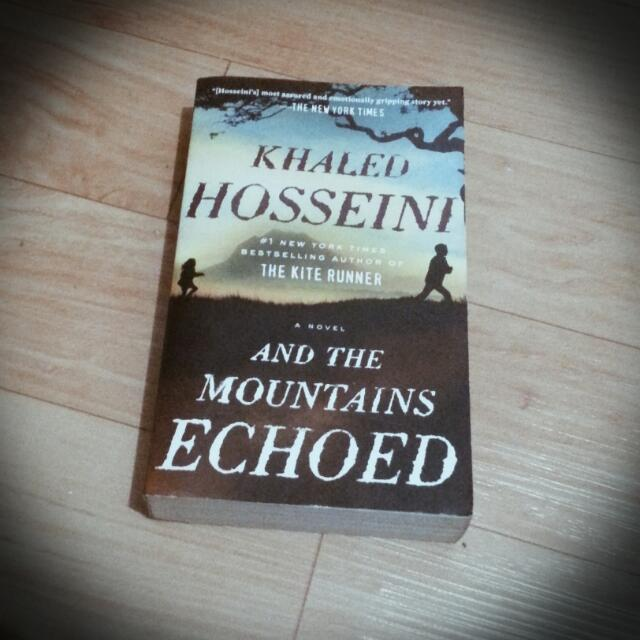 Khaled Hosseini's And The Mountain Echoed