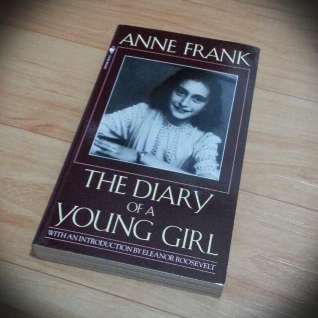 Free SF The Diary Of A Young Girl