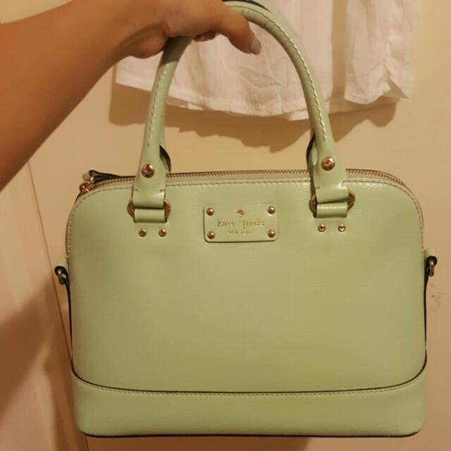 Genuine Kate Spade Mint Handbag