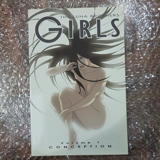 Girls Vol. 1: Conception (Paperback)