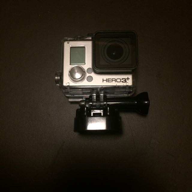 GoPro Hero 3+ (including Remote And Accessories)