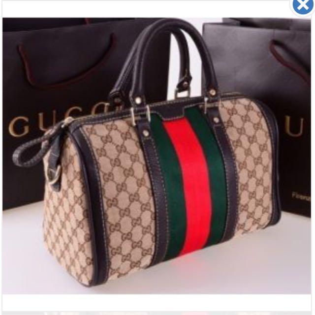 Gucci Bag Brand New Boston