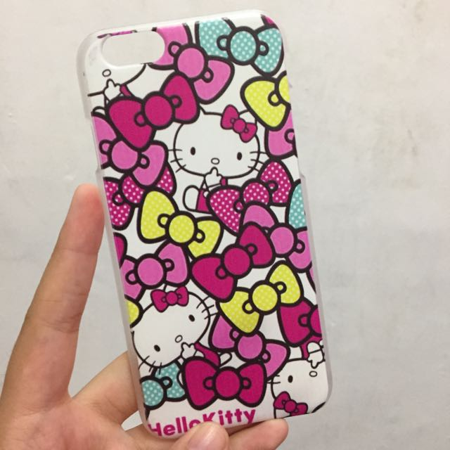 Hardcase Hello Kitty Lovers iphone 6/6s