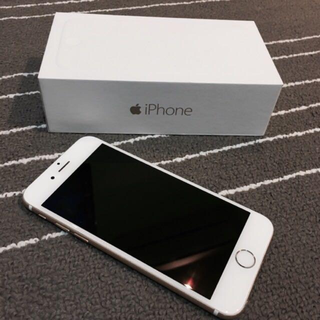 IPhone6 香檳金 16G