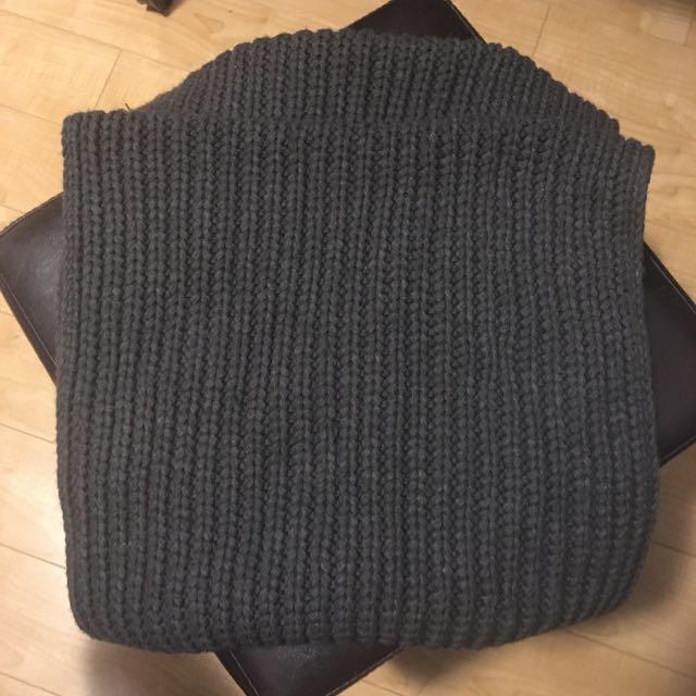 J Crew Knit Circle Scarf