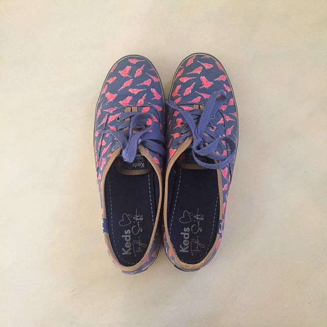Keds Taylor Swift Edition Rubber Shoes