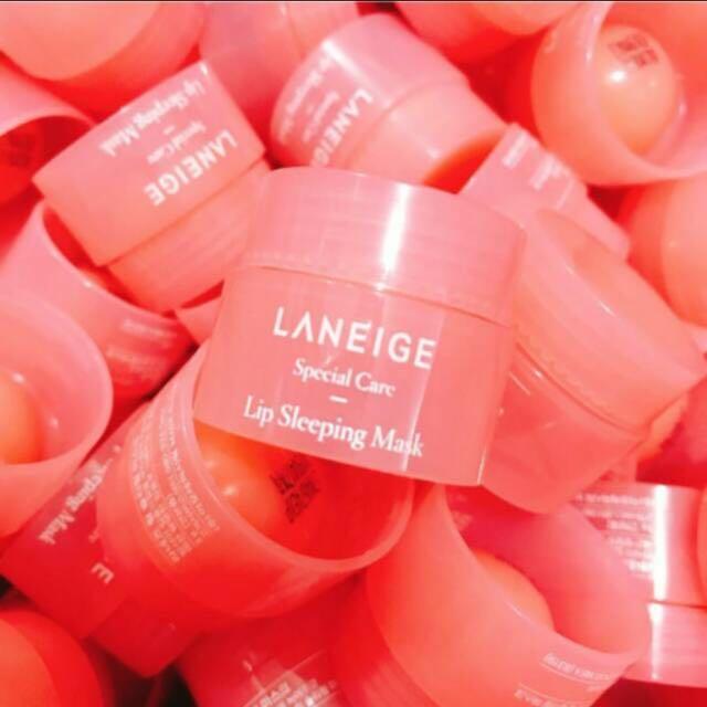 [NEW] Laneige Lips Sleeping Mask Travel Size 3gr