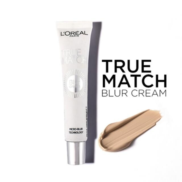 LOREAL - True Match Blur Cream / Primer / Make Up Base