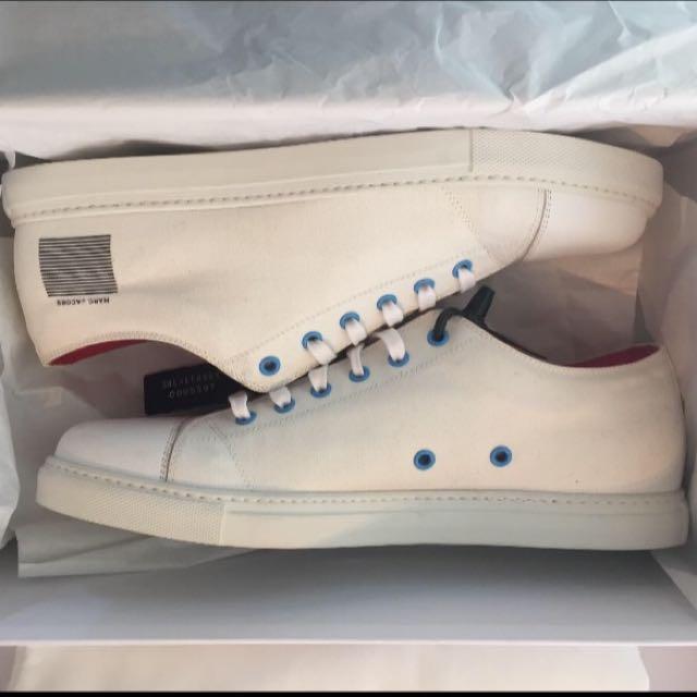 Marc Jacobs Men's Canvas Sneakers Size 9